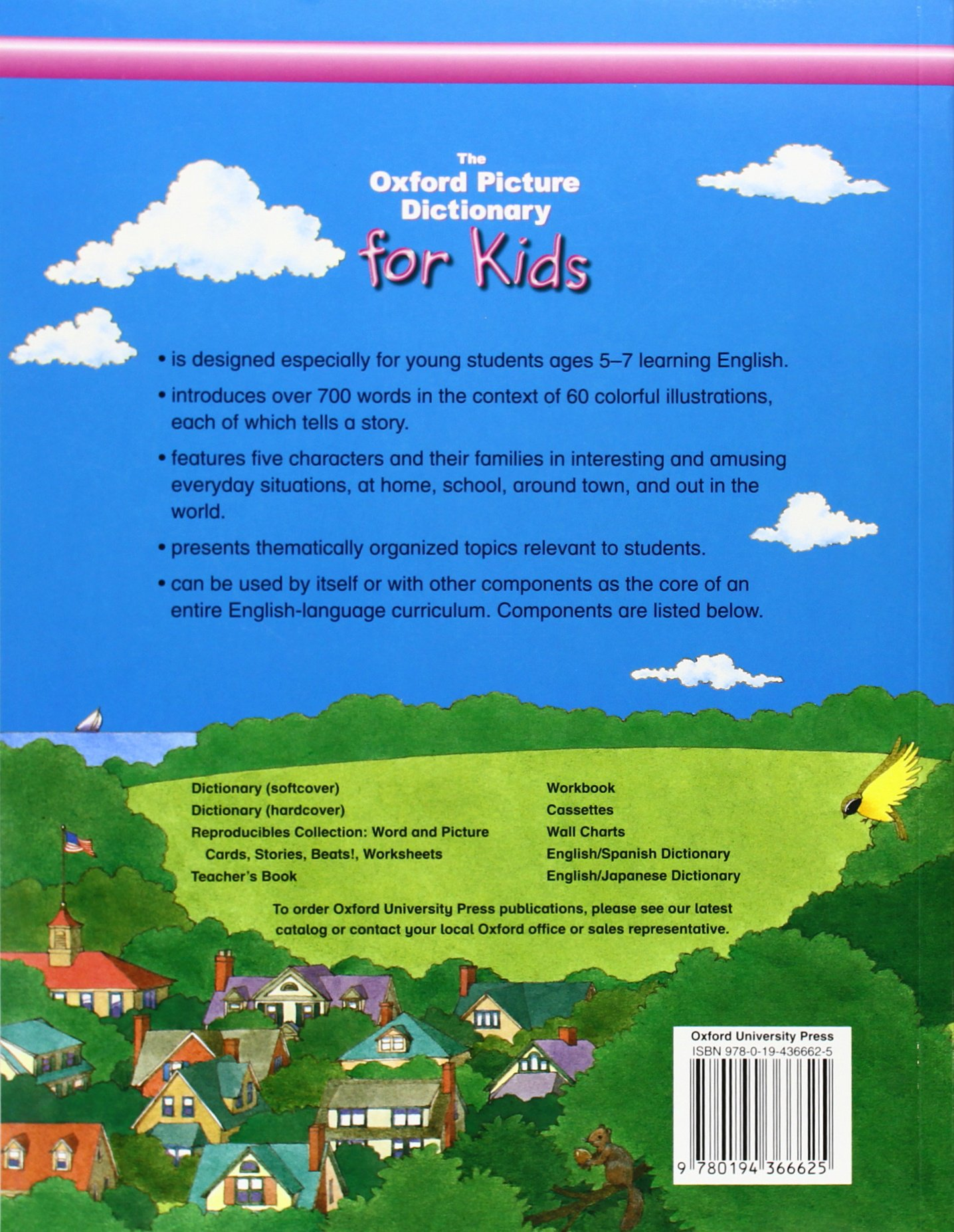 The oxford picture dictionary for kids english spanish edition amazon co uk joan ross keyes 9780194366625 books