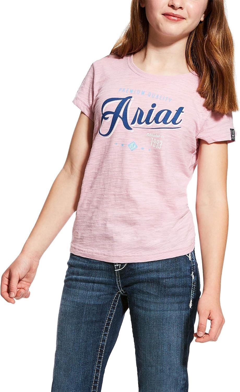 ARIAT Kids Logo Tee