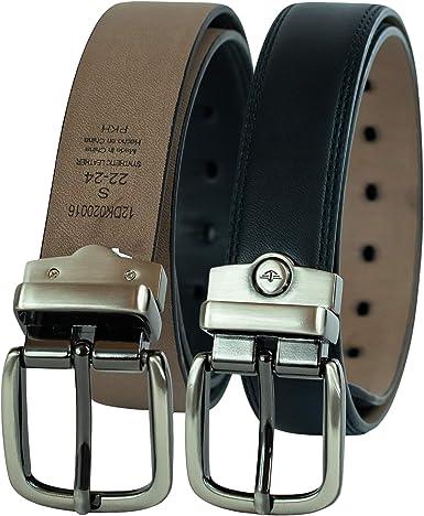 New Dockers Boy/'s Braided Dress Belt