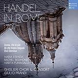 Handel In Rome 1707/Musica Sacra Di Handel