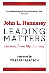Leading Matters: Lessons from My Journey Kindle Edition