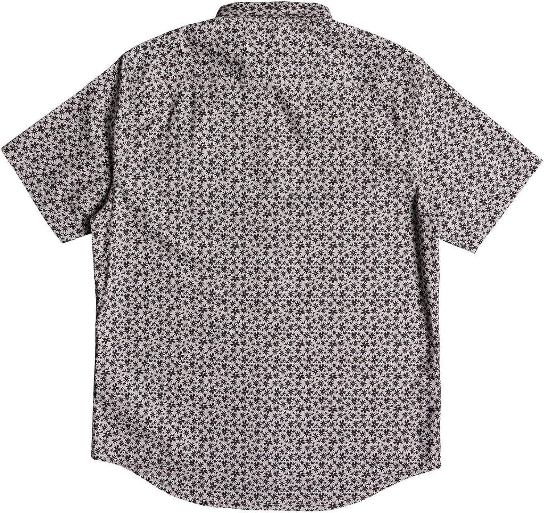 Quiksilver Mens Minikani Short Sleeve Woven