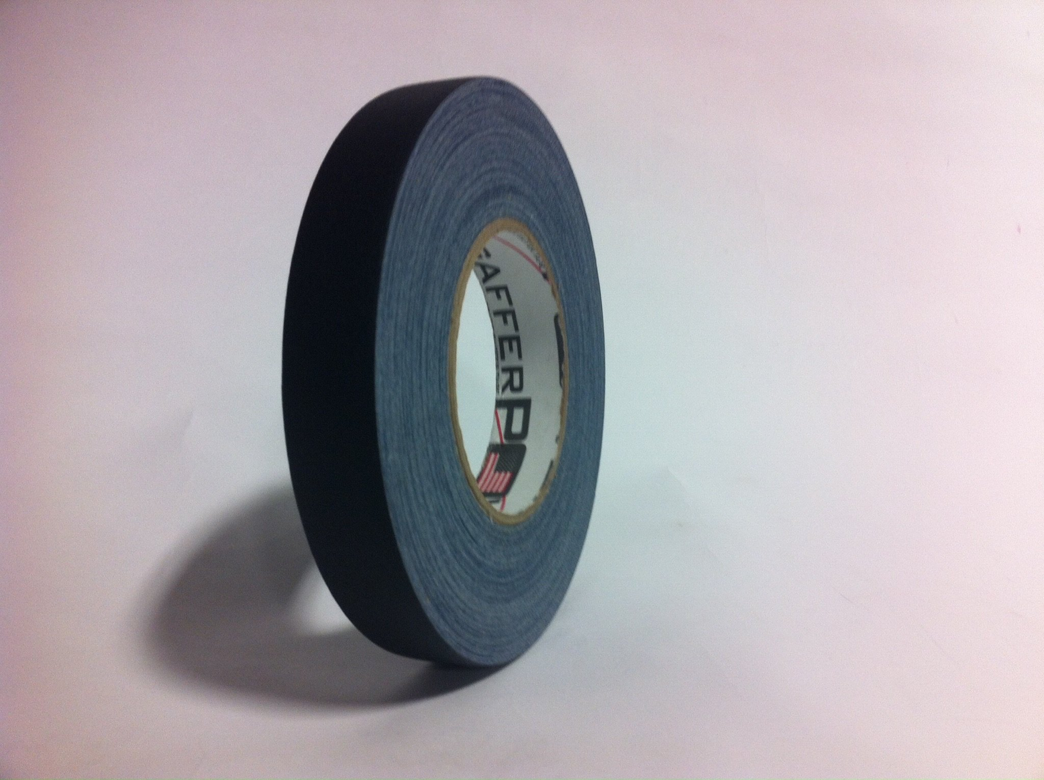Professional Premium Grade Gaffer Tape - BLACK 1 In x 60 Yds - Heavy Duty Pro Gaff Tape - Secures Cables, Holds Down Wires Leaves No Sticky Residue Easy to Tear, Multipurpose, Better Than Duct Tape by Gaffer Power (Image #4)