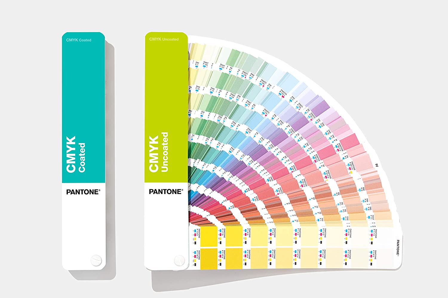 Pantone GP5101A CMYK Guide Set - 2019 Edition