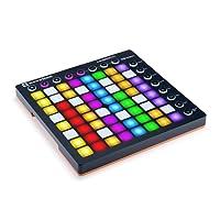 Novation Launchpad MK2 Ableton Live Controller mit 64-RGB Backlit Pad (8x8 Grid)