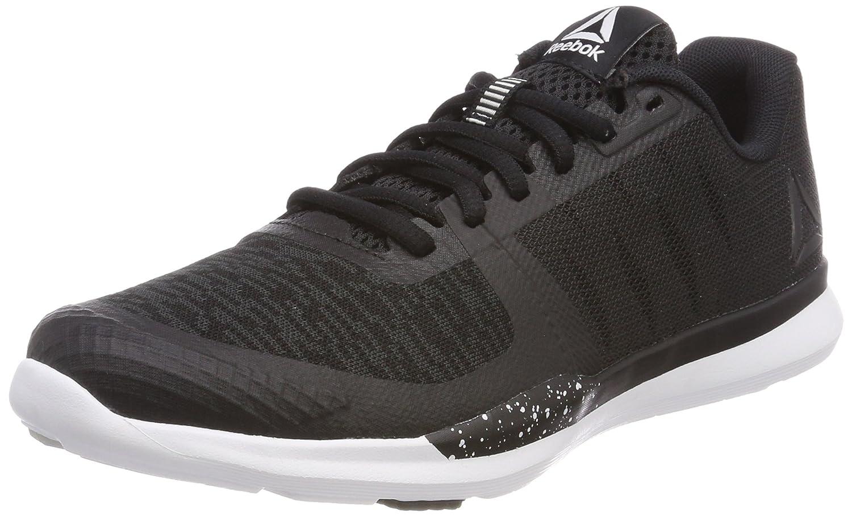 Noir (Blk Wht Skull gris 000) Reebok Sprint TR, Chaussures de Fitness Femme 38 EU