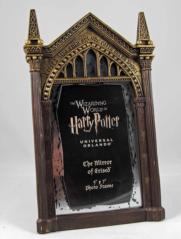 Amazon.de: Wizarding World of Harry Potter Erised Spiegel Bilderrahmen