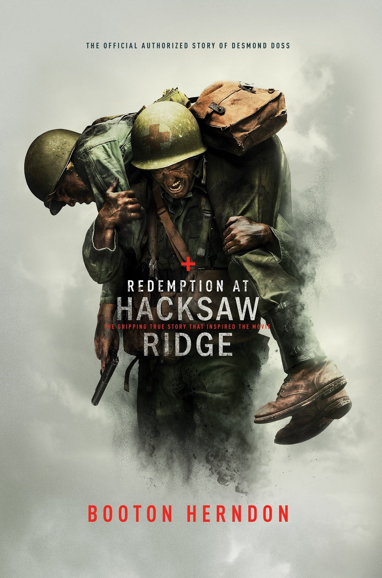 Amazon.com: Redemption At Hacksaw Ridge: The Gripping True Story That  Inspired The Movie (9781629131559): Booton Herndon: Books