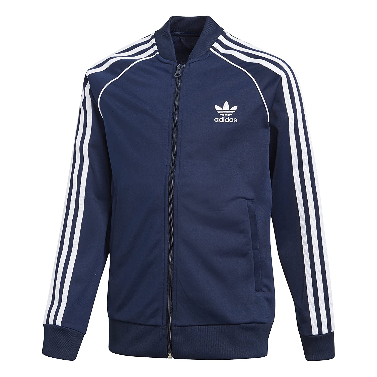 adidas Originals Boys Big Boys SST Track Jacket DH2653
