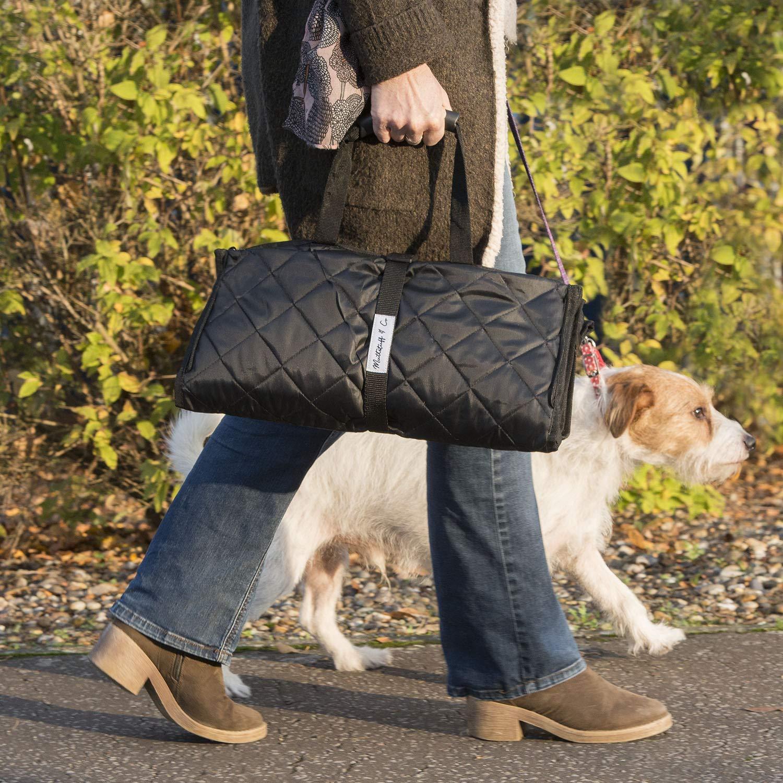 Impresi/ón del b/úho KAEHA SUN-063-A-09 Mascota Tri/ángulo Creativo Ajustable Perro Gato Cachorros Collar Bufanda Pa/ñuelo Pa/ño Saliva Toalla Negro