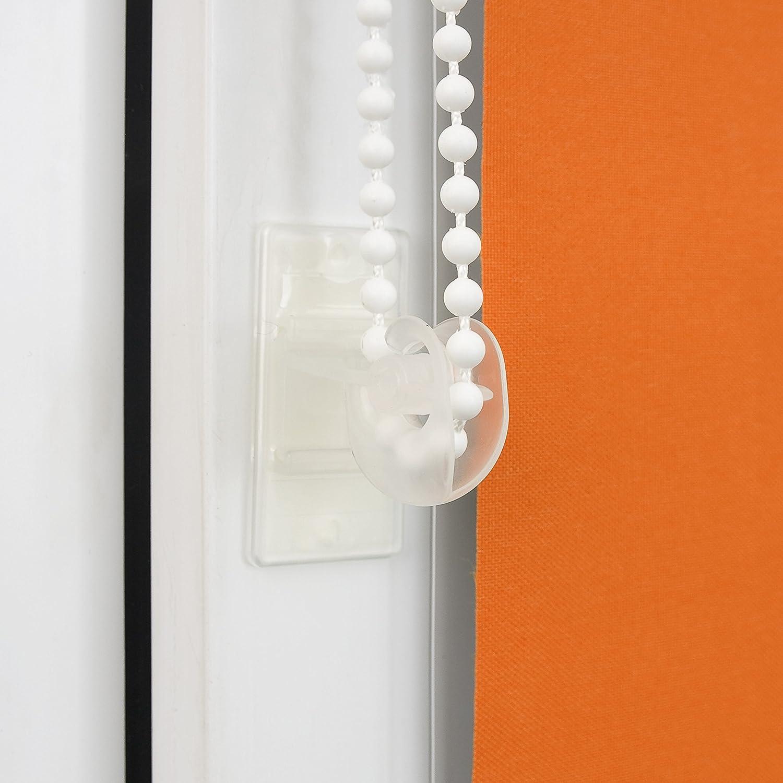 ROLLMAXXX Thermo Verdunkelungsrollo Klemmfix Klemmfix Klemmfix ohne Bohren (130 x 150 cm, Grau) B01H020DD4 Seitenzug- & Springrollos 6f7437