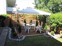 gartenpavillon 3x3m pavillon. Black Bedroom Furniture Sets. Home Design Ideas