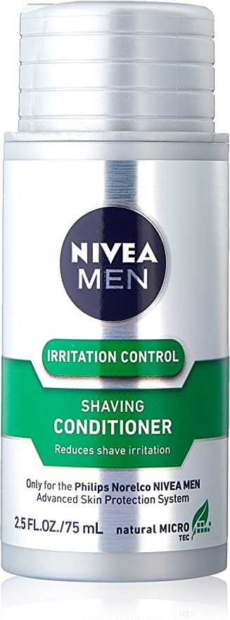 Philips Norelco HS800 Nivea for Men Shaving Conditioner by Nivea ...