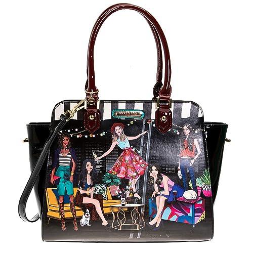 Nicole Lee Mujer HPA12942-HP House Party, bolso de mano Talla única: Amazon.es: Zapatos y complementos