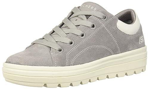 Calzado Deportivo para Mujer, Color Negro, Marca SKECHERS, Modelo Calzado Deportivo para Mujer SKECHERS Street Cleat Back Again Negro: Amazon.es: Zapatos y ...