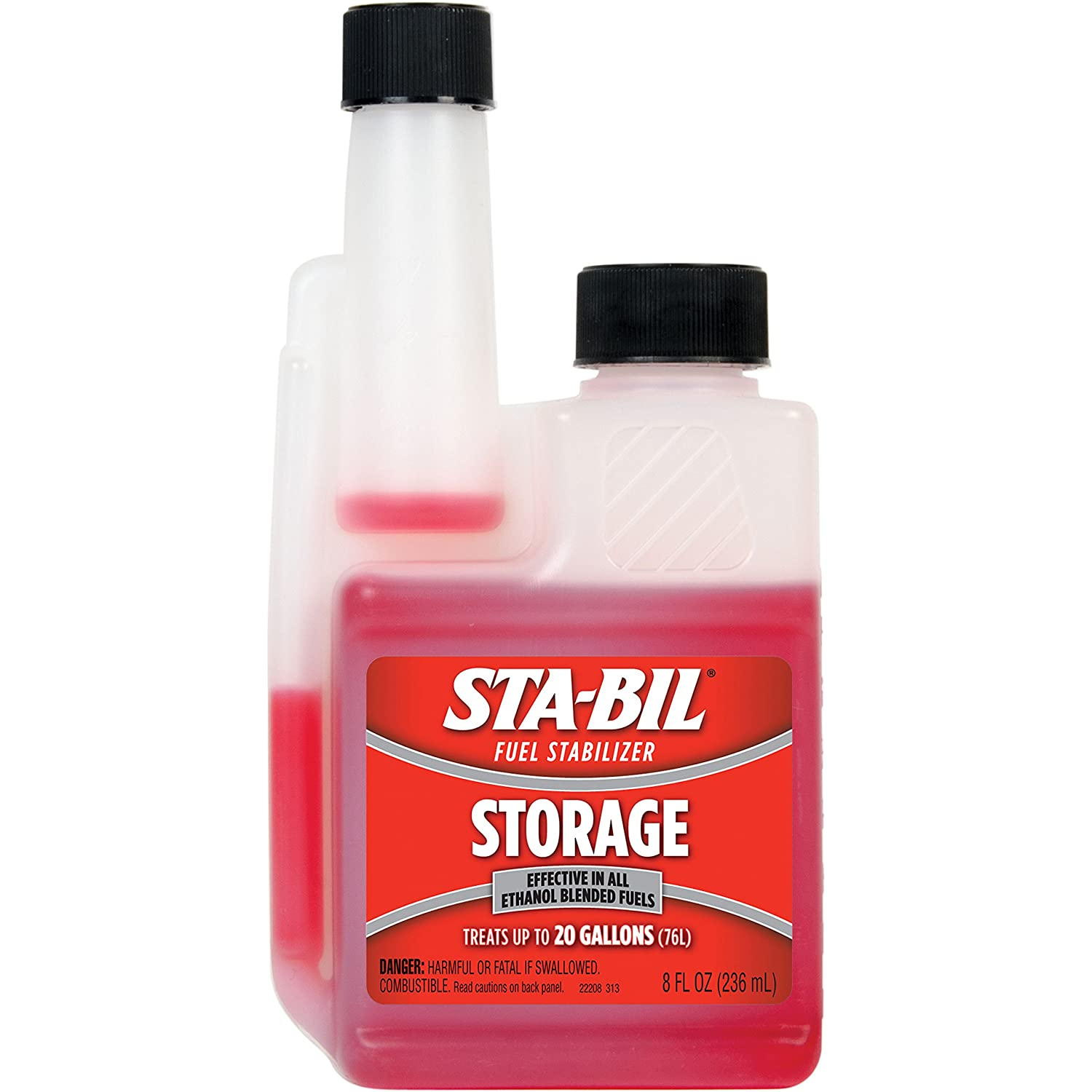 STA-BIL 22208 Fuel Stabilizer, 8. Fluid_Ounces