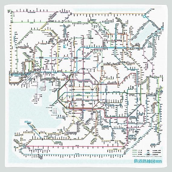 山陰線 路線図