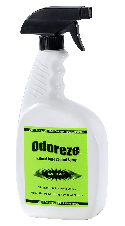 Amazon.com: ODOREZE Natural Drain Odor Eliminator: Makes 64 Gallons ...