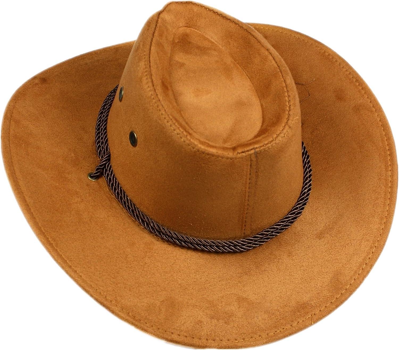 Petitebelle Café Cuerda Western Cowboy Sombrero Unisex Disfraz ...