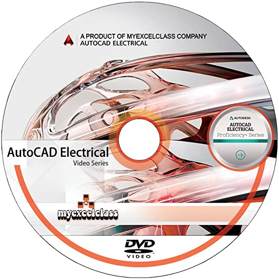 MY EXCEL CLASS AutoCAD Electrical(DVD): Amazon in: Software