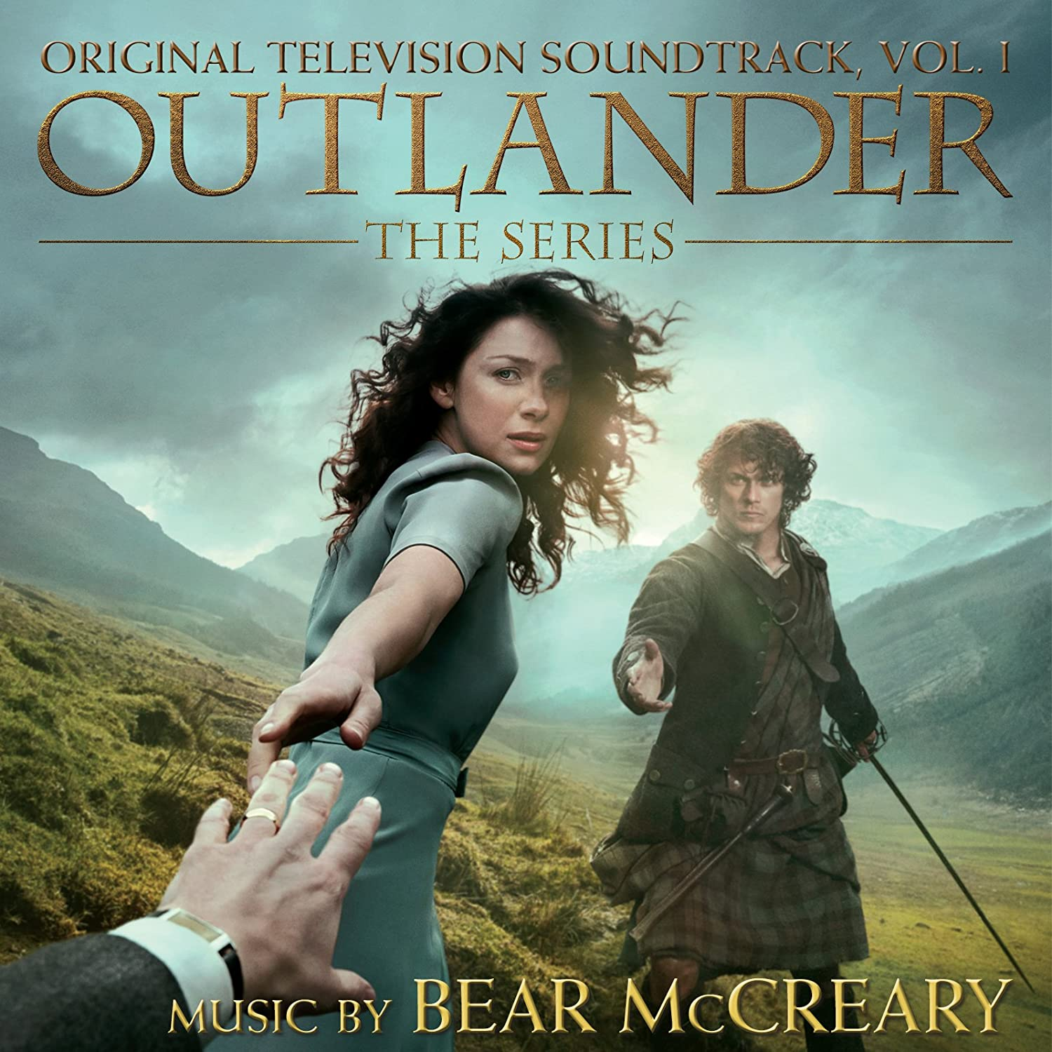 Bear Mccreary Outlander Season 1 Vol 1 Original Television Soundtrack Amazon Com Music