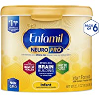 Deals on 6-Pack Enfamil NeuroPro Baby Formula Milk Powder 20.7 oz