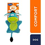 Total Care Crackle Belly Donkey Dog Toy