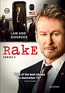 Book Cover: Rake: Series 5