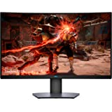 DELL 32 Curved Gaming Monitor, Recon Blue, S3220DGF