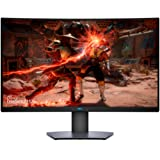 DELL 32 QHD Curved HDR Gaming Monitor, AMD FreeSync 2 with 165Hz Refresh Rate, 3-Year Advanced Exchange Service and…