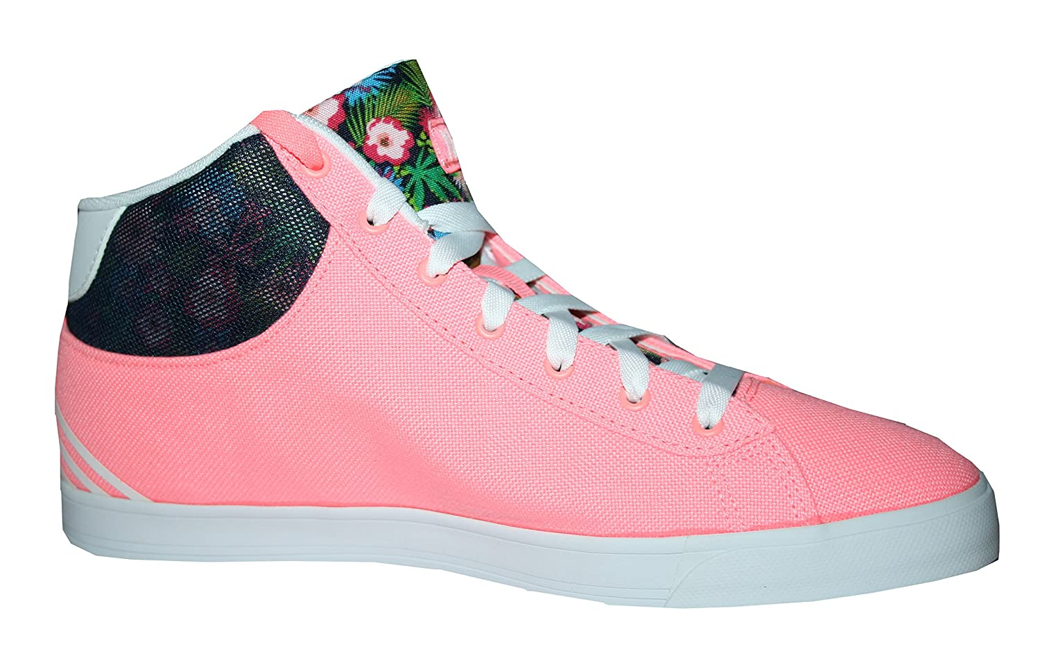 Adidas - Hi-Tops - Daily Daily Daily Mid Schuh - Light Flash rot - 40 b5a536