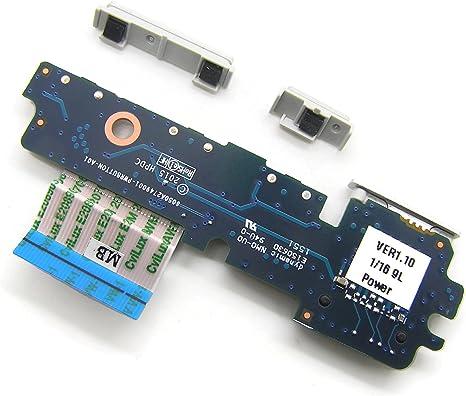 HP Plastic Front Card Guide w Fan Holder New 604781-001 use in A2Z46AA