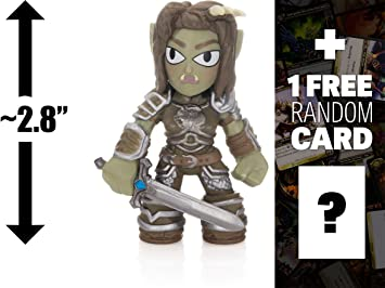 GARONA in Armor Funko Mystery Mini Vinyl Figure 3 inch -New Warcraft Movie