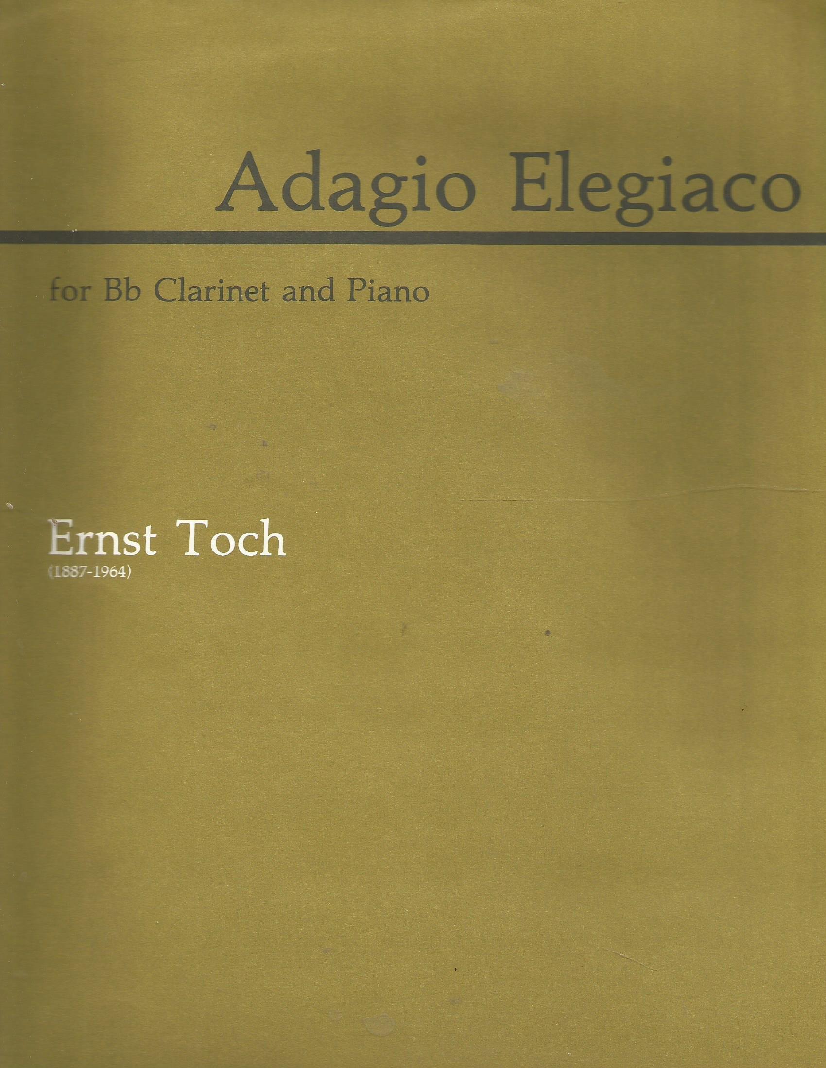 Download Adagio Elegiaco ebook
