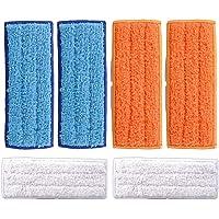 KEEPOW Almohadillas lavables de mopa para iRobot Braava
