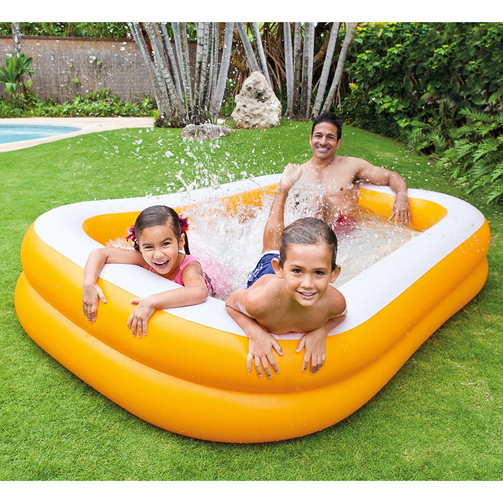 Intex Mandarin Swim Center Family Pool