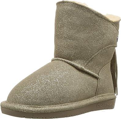 BEARPAW Mia Toddler Girls/' Toddler Boot