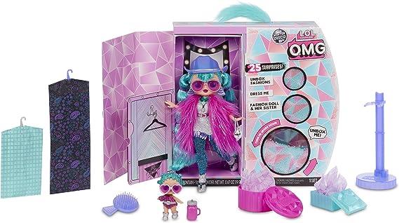 Amazon.es: L.O.L. Surprise!-L.O.L. ¡Sorpresa O.M.G. Winter Disco ...