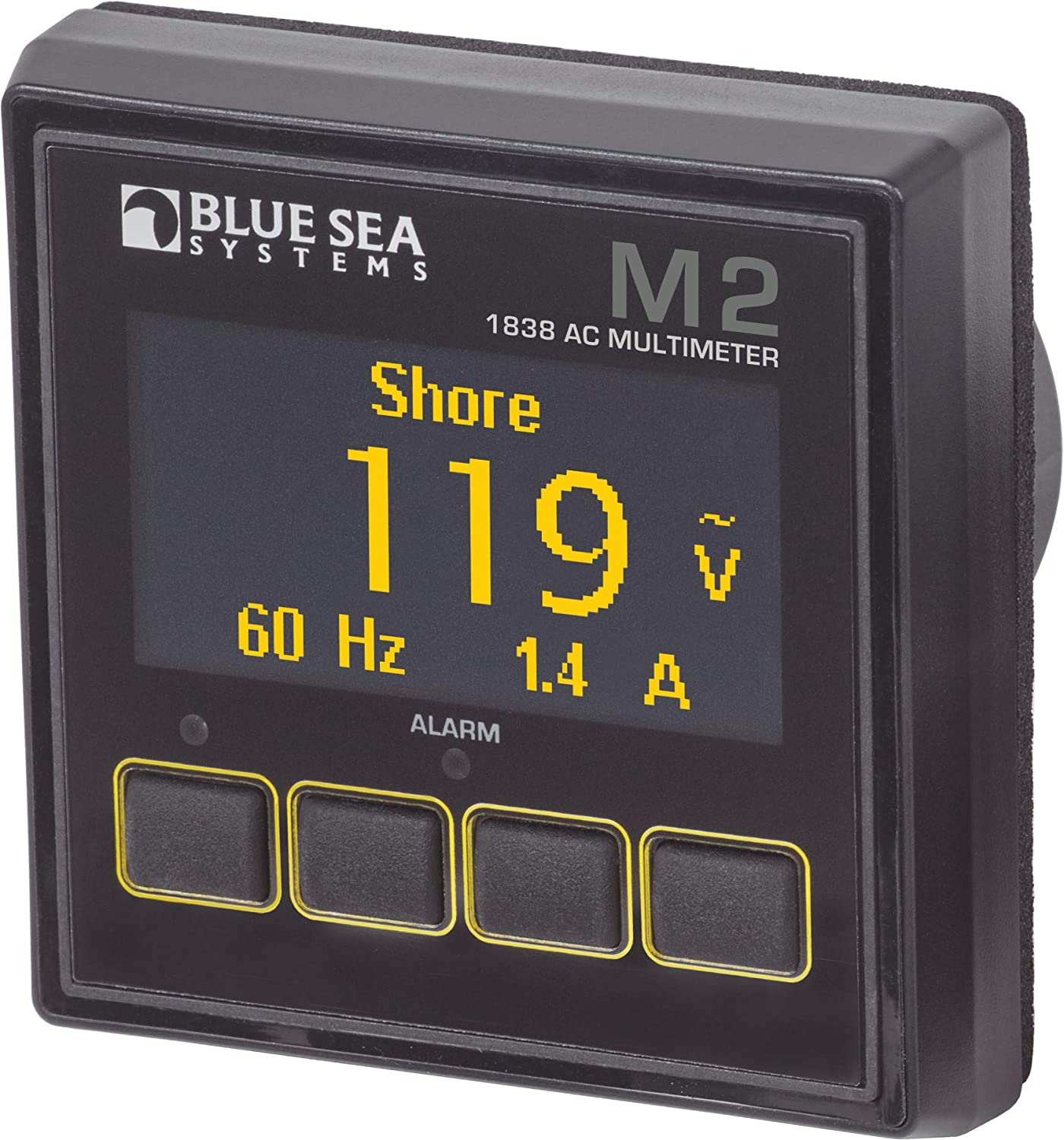 Blue Sea Systems M2 OLED Digital Meters Blue Sea Systems Sports 1832