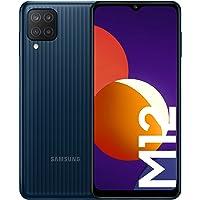 Samsung Smartphone Galaxy M12 con Pantalla Infinity-V TFT LCD de 6,5 Pulgadas, 4 GB de RAM y 128 GB de Memoria Interna…
