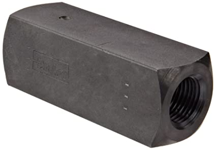"1/"" Type 1D Aluminum Camlock Female Camlock Adapter x Female Pipe NPT"