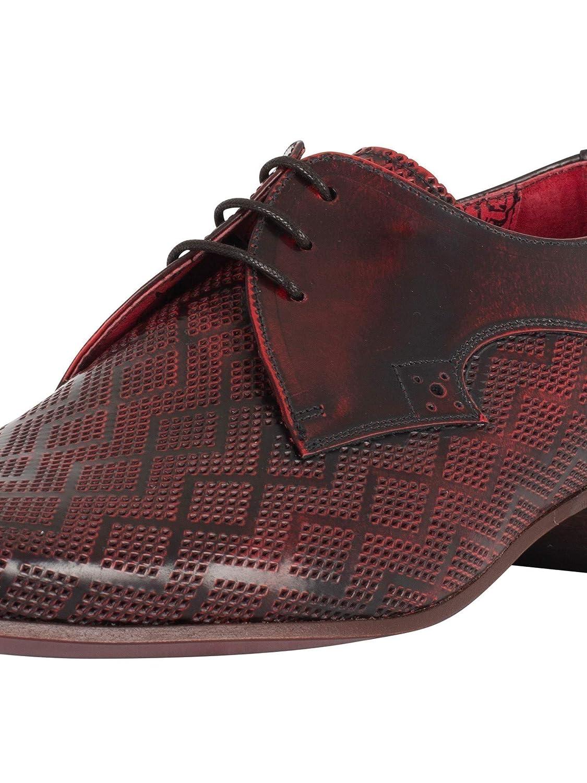Jeffery West Herren Pino Pino Herren Diamant Schuhe, Rot Rot f3b23d
