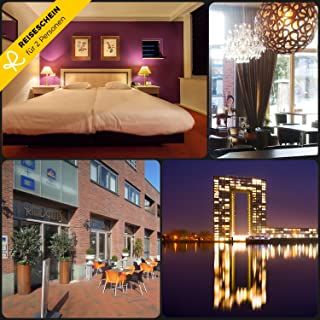 Luce del viaggio–4giorni 4* Best Western Hotel in stads Kan AAL/Paesi Bassi erleben–Buono kurzreise kurzurlaub viaggio regalo