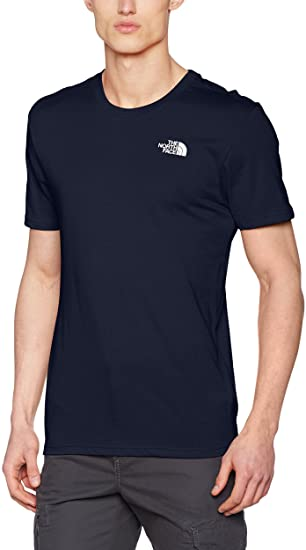 741e9d71368 The North Face Simple Dome T-Shirt à Manches Longues Homme  Amazon ...