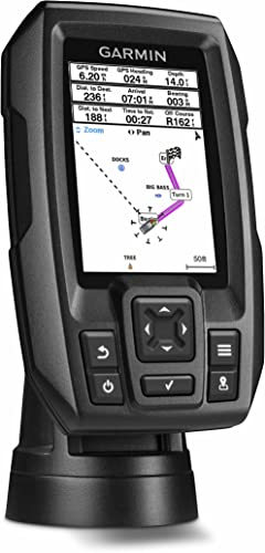 Garmin Striker 4 with Transducer,