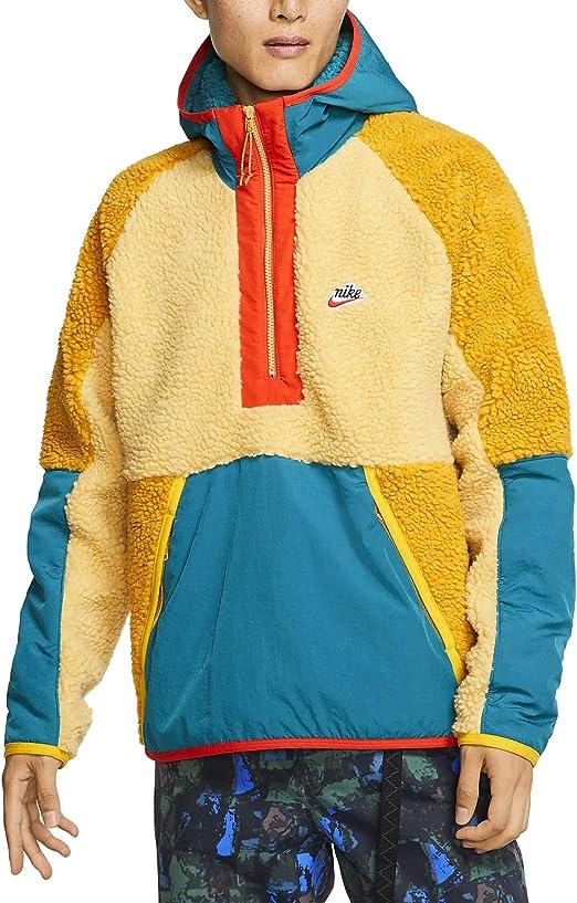 nike sherpa fleece