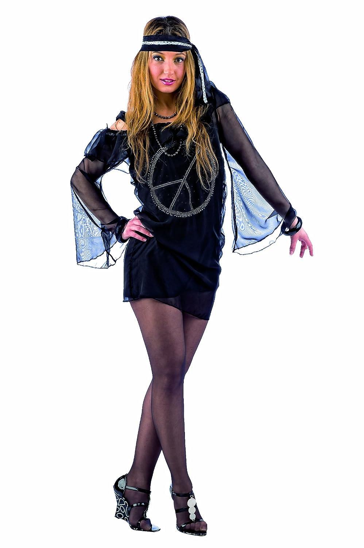 Limit Sport MA077 - Disfraz de hippie sexy para mujer (talla M ...