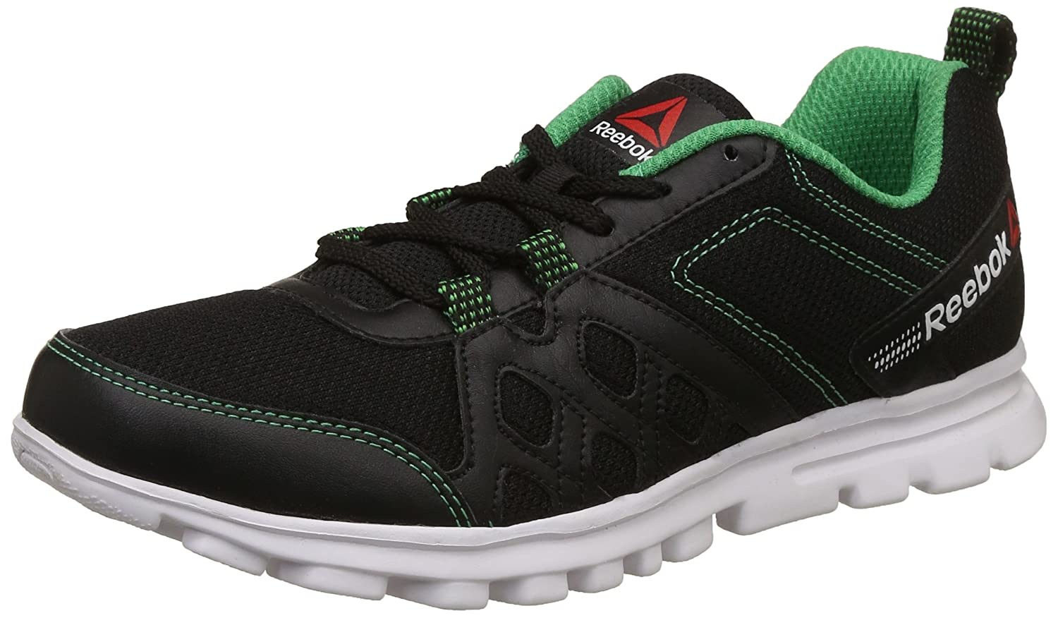 92aec71265a7 Reebok Men s Fusion Running Shoes  Buy Online at Low Prices in India -  Amazon.in