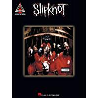Slipknot Songbook (Guitar Recorded Versions) book cover