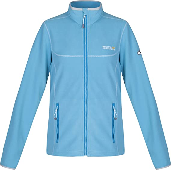 Regatta Womens Torrens Full-Zip Two-Tone Fleece Forro Polar Mujer